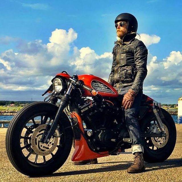 Os Motociclistas Made in Brasil: Nice model Harley Davidson...