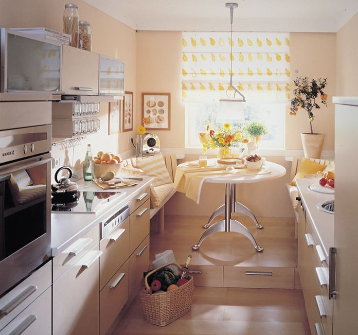 cucine piccole - small kitchen
