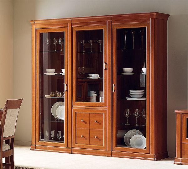 Las 25 mejores ideas sobre vitrinas modernas en pinterest y m s limpieza de gabinetes - Aparadores modernos para comedor ...