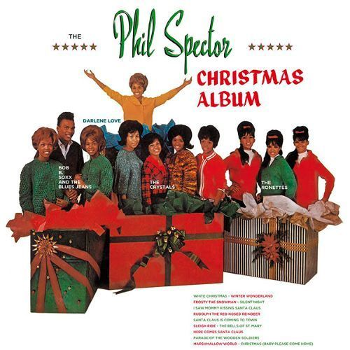 The Phil Spector Christmas Album [LP] - Vinyl