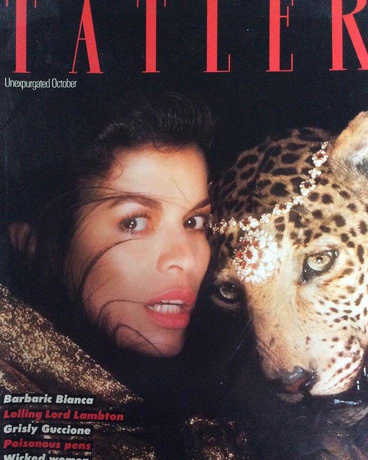 Bianca Jagger, Tatler 1980.  Ph. Norman Parkinson. #hashishtag