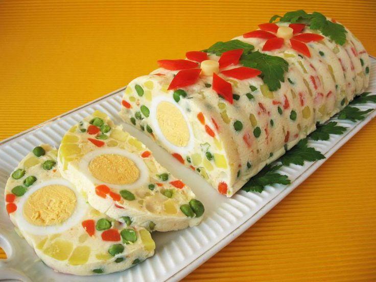 A Kifőztük magazin első számába készült ez a saláta, ami a húsvéti asztalon is megállja a helyét, akár a sonka mellé is. A magazin a...