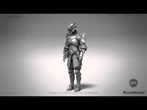 Demoreel technical animation
