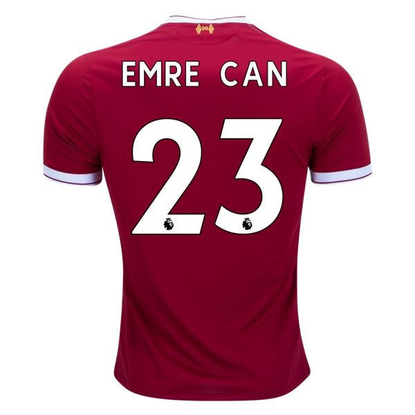 New Balance Emre Can Liverpool Home Jersey 17/18