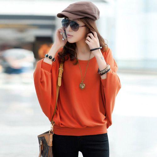 Оранжевая кофта купить легко