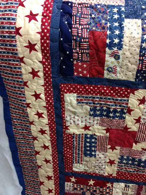 Quilts of Valor top