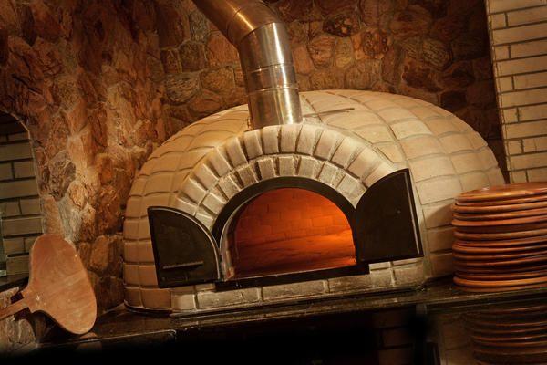 Печь для выпечки пиццы