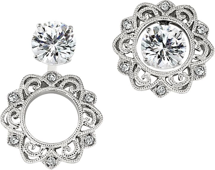 27 best Convertible Earring Jackets images on Pinterest