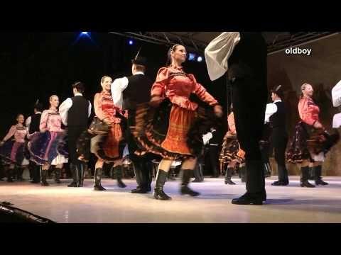 Kállai kettős - Magyar Állami Népi Együttes - YouTube