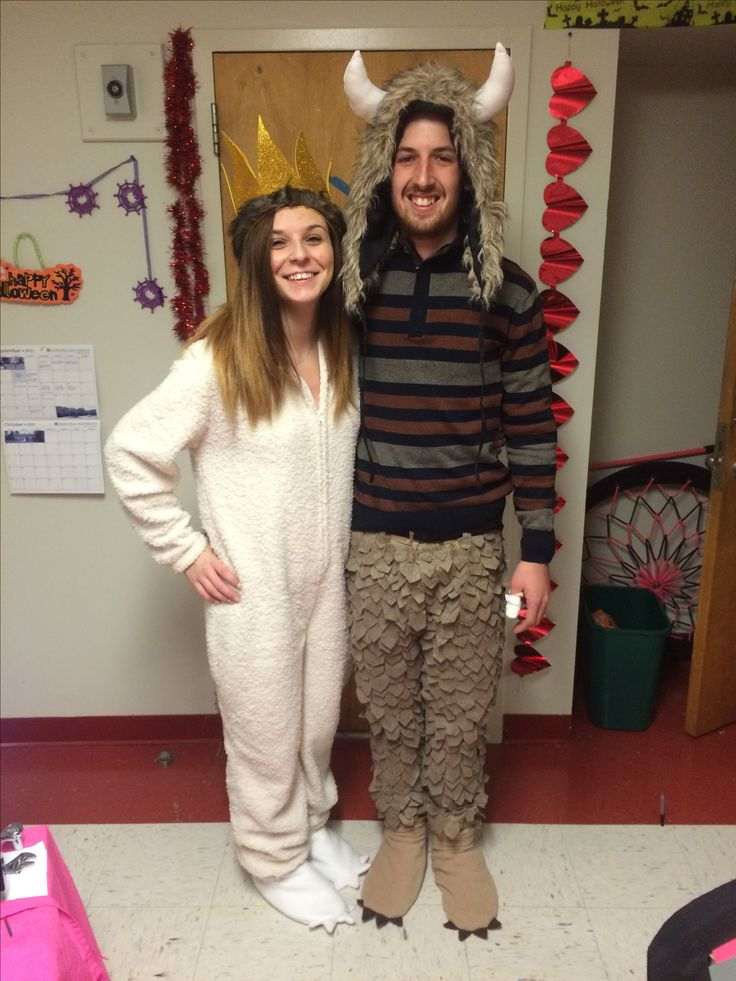 Where the Wild Things Are costumes how to