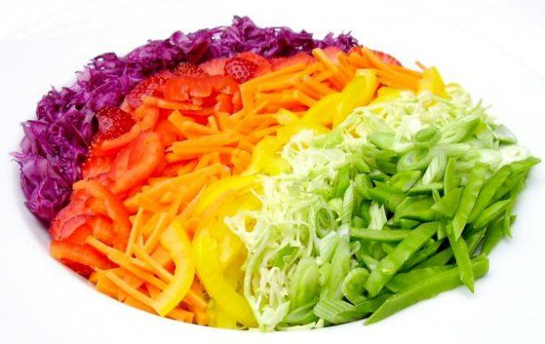 Весенние салаты из свежих овощей: ТОП-5 рецептов - Рецепты. Кулинарные рецепты блюд с фото - рецепты салатов, первые и вторые блюда, рецепты выпечки, десерты и закуски - IVONA - bigmir)net - IVONA