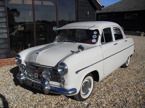 1955 FORD CONSUL MK I RESTORED FABULOUS   eBay