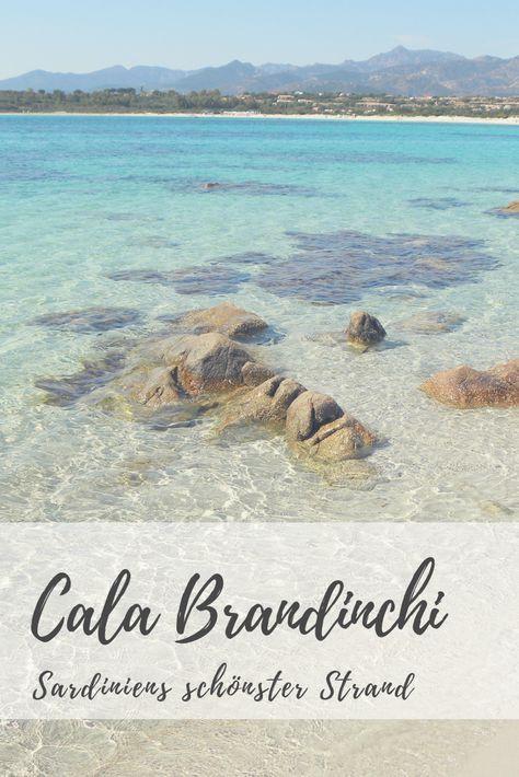 Cala Brandinchi – Sardiniens schönster Strand – m…