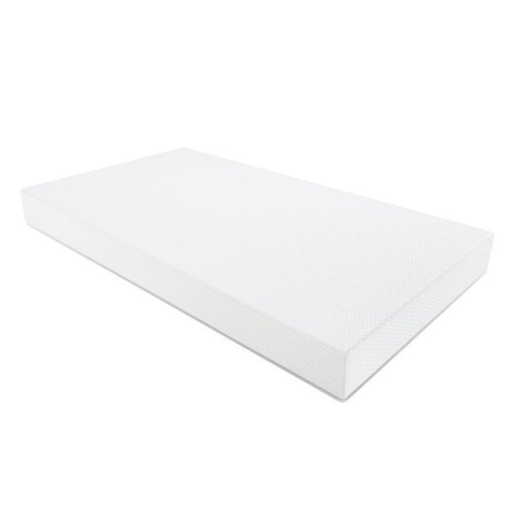 Graco Premium Foam Crib Toddler Bed Mattress White