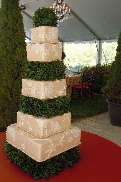 this cake so unique!