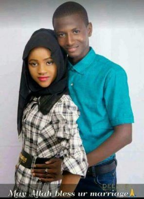 19 Year Old Boy Marries 15 Year Old Girl In Northern Nigeria