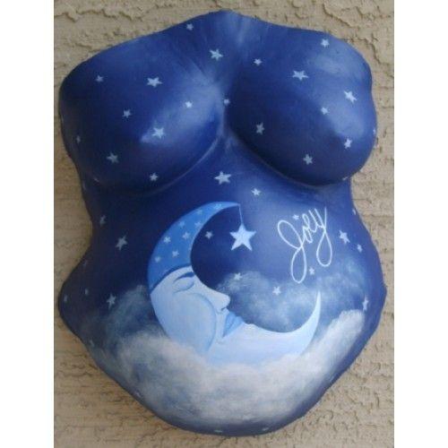 Pregnancy Belly Casting ideas DIY