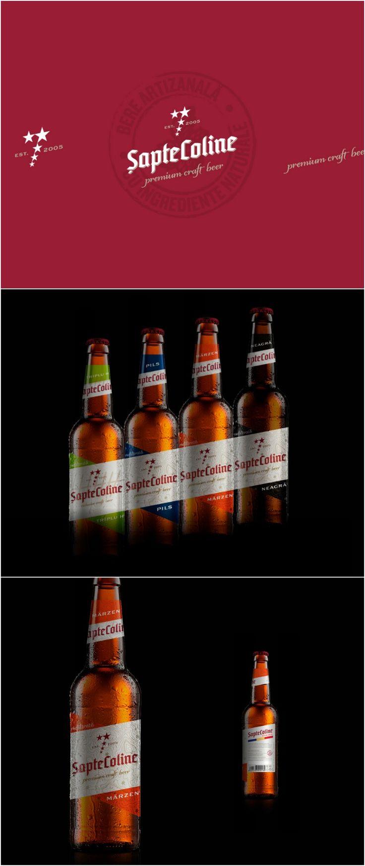 Rebranding for Romania's Leading Premium Craft Beer