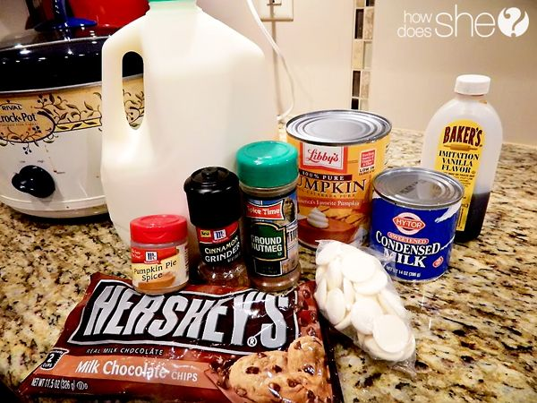 This recipe is the creamiest, most delicious hot chocolate I have ever had. I came up with the recipe for a family brunch recently and it was a huge hit. Since my taste buds have been yearning for pumpkin lately, I wanted to experiment with it in a hot chocolate. Sound crazy? It is delicious! But you can easily leave the pumpkin out and still have a decadent hot chocolate.