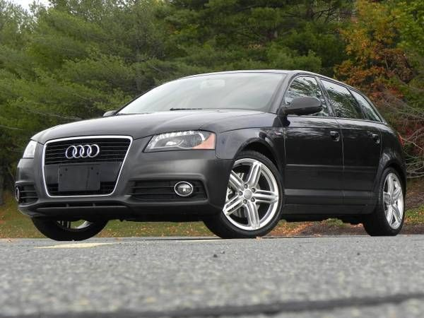 2011 Audi A3 S Line Premium Plus. 6 speed manual!