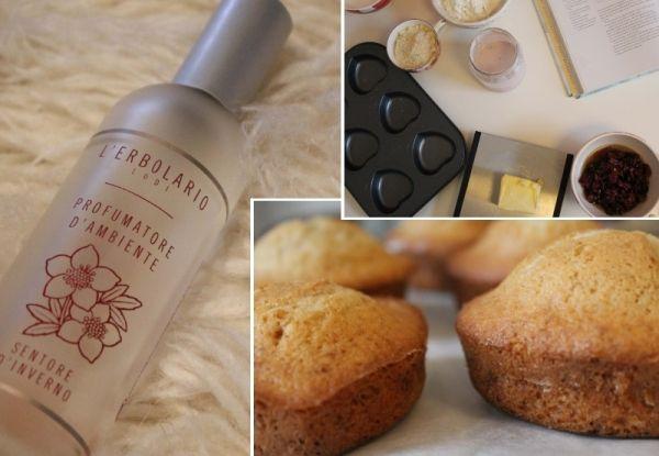 Muffin all'arancia e cranberries - MarieClaire