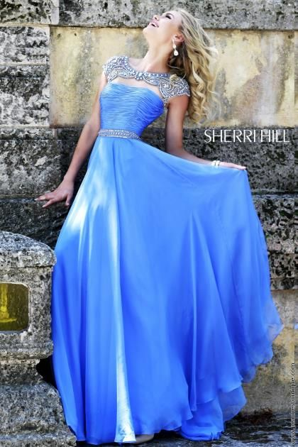2015 Sherri Hill Prom Dresses 11181