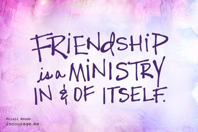 True friends sharpen friends, their countenance, their walk, their day. The beauty of a sharpened friend cuts through life with truth, strength, and love, releasing the fragrance of Christ to the surrounding air. // Kristi Woods on incourage.me