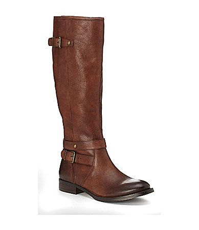 Arturo Chiang Fionia Wide Calf Riding Boots #Dillards