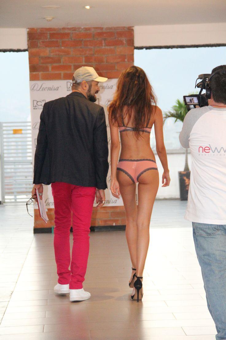 Vea el 'casting' de Leonisa en busca de modelos para su desfile en Colombiamoda 2015 | Pulzo.com