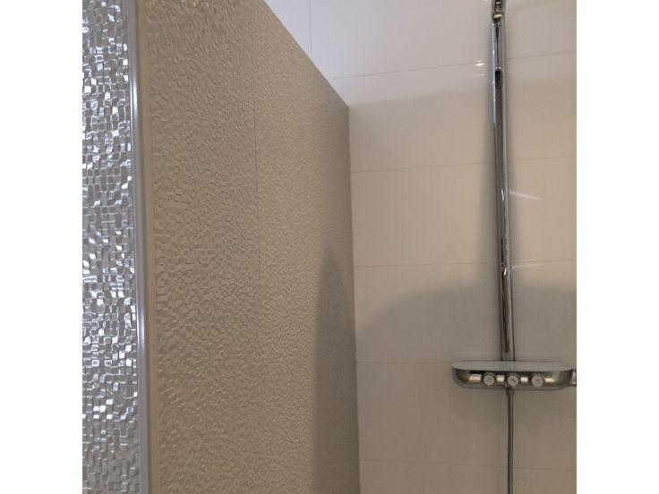 Porcelanosa venis cubica gris decortegels badkamer badkamertegels pinterest - Porcelanosa tegel badkamer ...