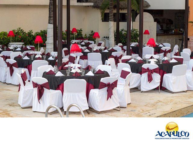 Boda en Acapulco: Celebra tu casamiento en el hotel Copacabana Acapu...
