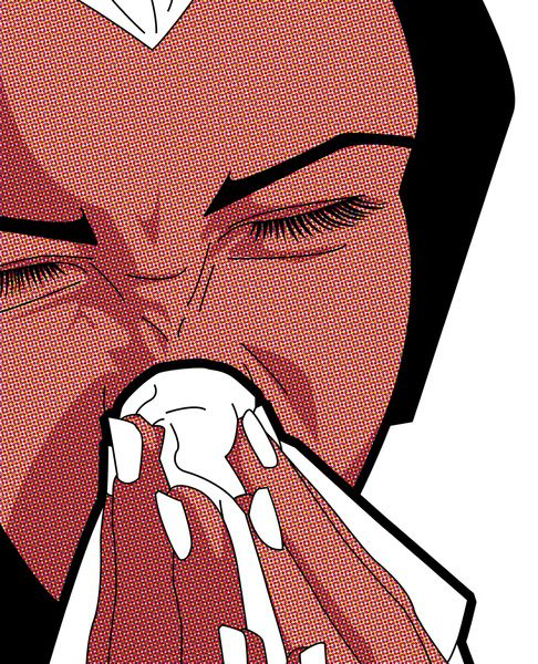 ☆ The Secret Life of Heroes :¦:  Storm Cold :¦: By Artist Greg Guillemin ☆