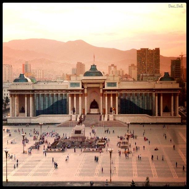 Ulaanbaatar #Mongolia