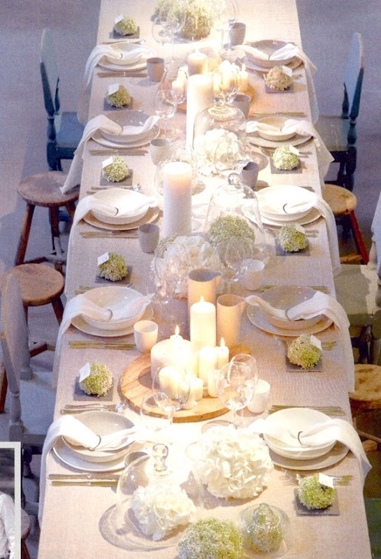 georgeous table setting