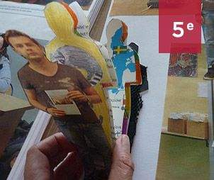 EPI espagnol/ français/ arts plastiques. Les élèves feront le portrait d'un(e)…
