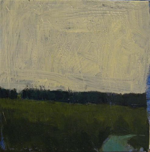 Early A.M. Brook and Field - Kristina Davidson