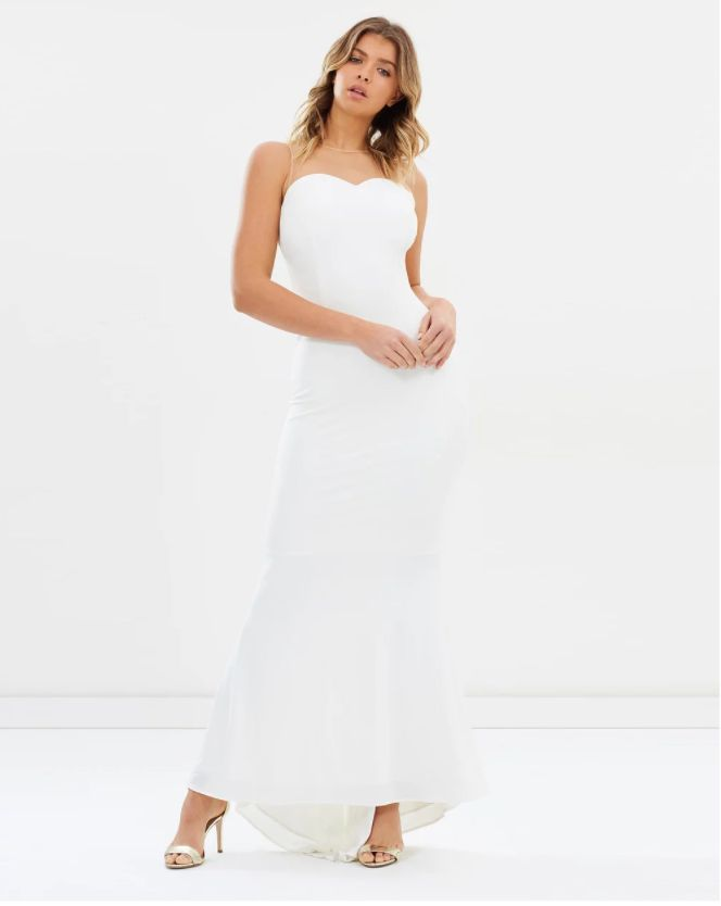 Grace & Hart - Elevation Fitted Gown