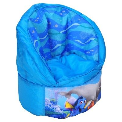 Finding Dory Toddler Bean Bag Chair - Blue - Disney,