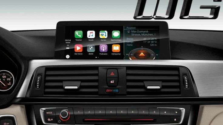 BMW's Issue With Apple CarPlay Is About Survival, Not Profits