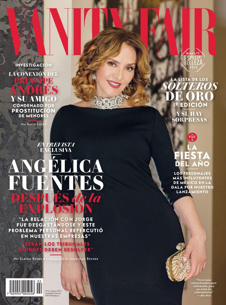 Mayo   Angélica Fuentes #VanityFairMx