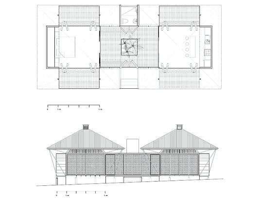 Motherly Love Architecture : Benjamin Garcia Saxe