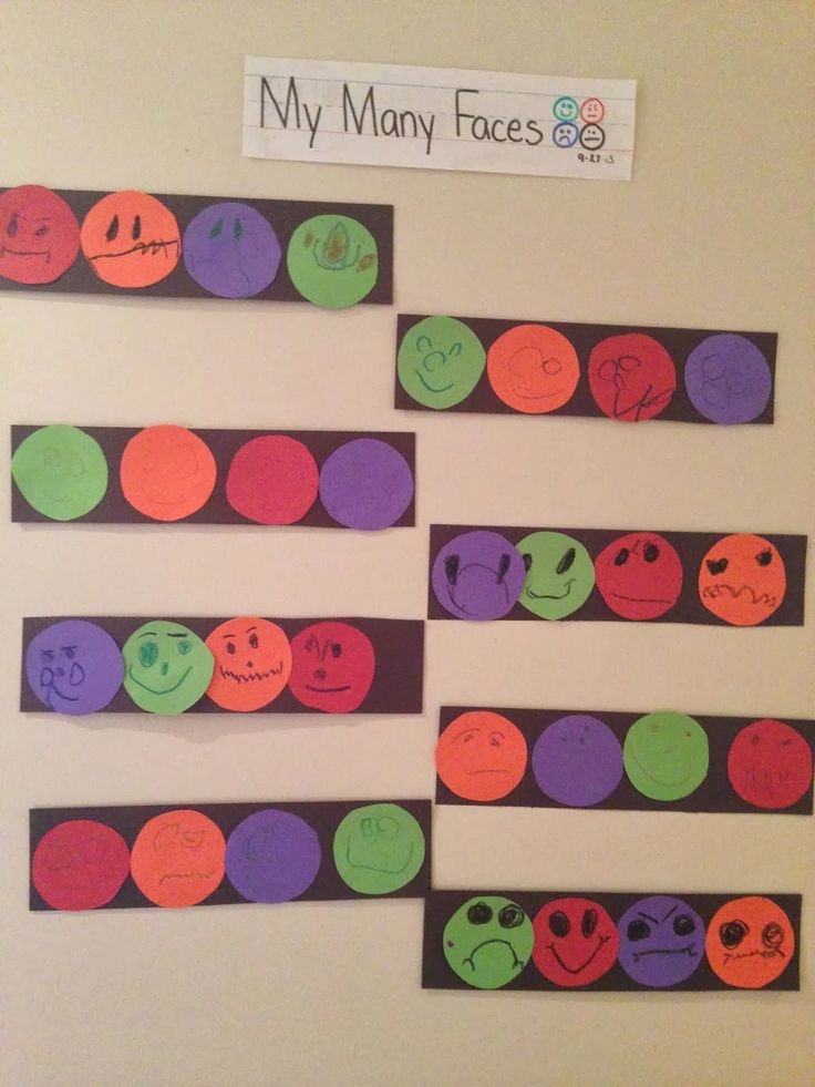 Best 25 feelings preschool ideas on pinterest emotions for Emotion art projects