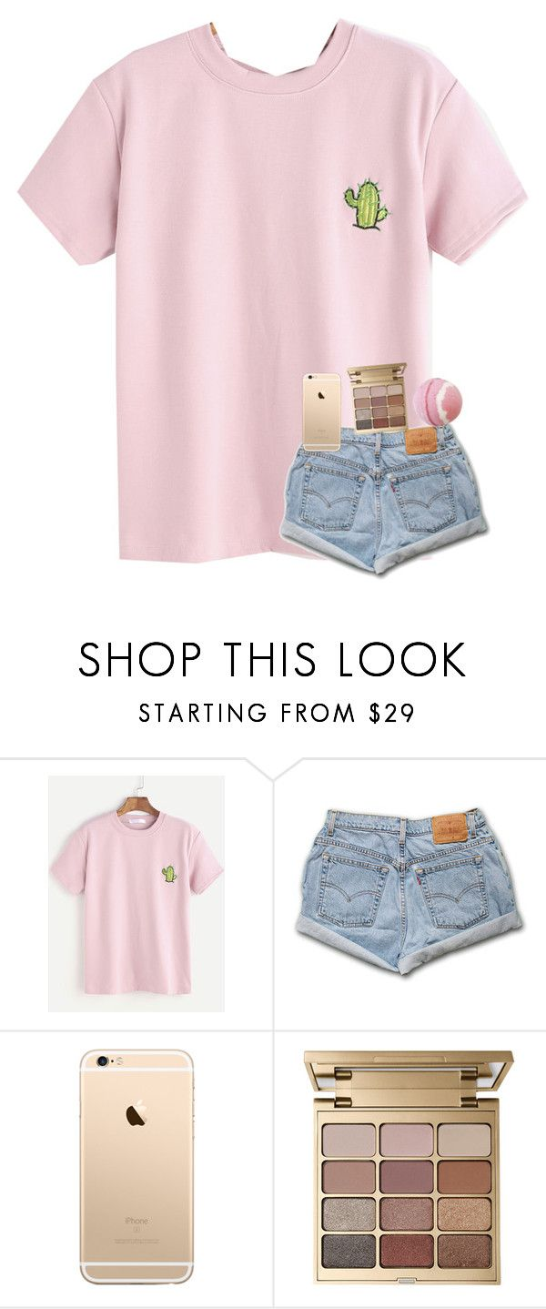 """Going to my BFF's birthday party!☺️"" by jenna-faith11 ❤ liked on Polyvore featuring Stila"