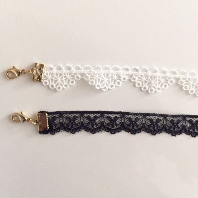 - Adjustable closure - Cotton lace                                                                                                                                                      More