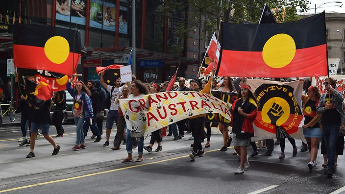 Changing the date won't fix 'Australia Day' Until a treaty is negotiated, Aboriginal and Torres Strait Islander people will keep mourning in the country of the 'fair go'.