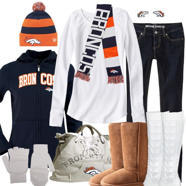 We're gearing up for the #SuperBowl. What will you be wearing during the big game? #GoBroncos #UnitedInOrange