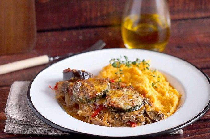 Pieczony kurczak w sosie satay / Roasted chicken satays - Karmelowy blog kulinarny