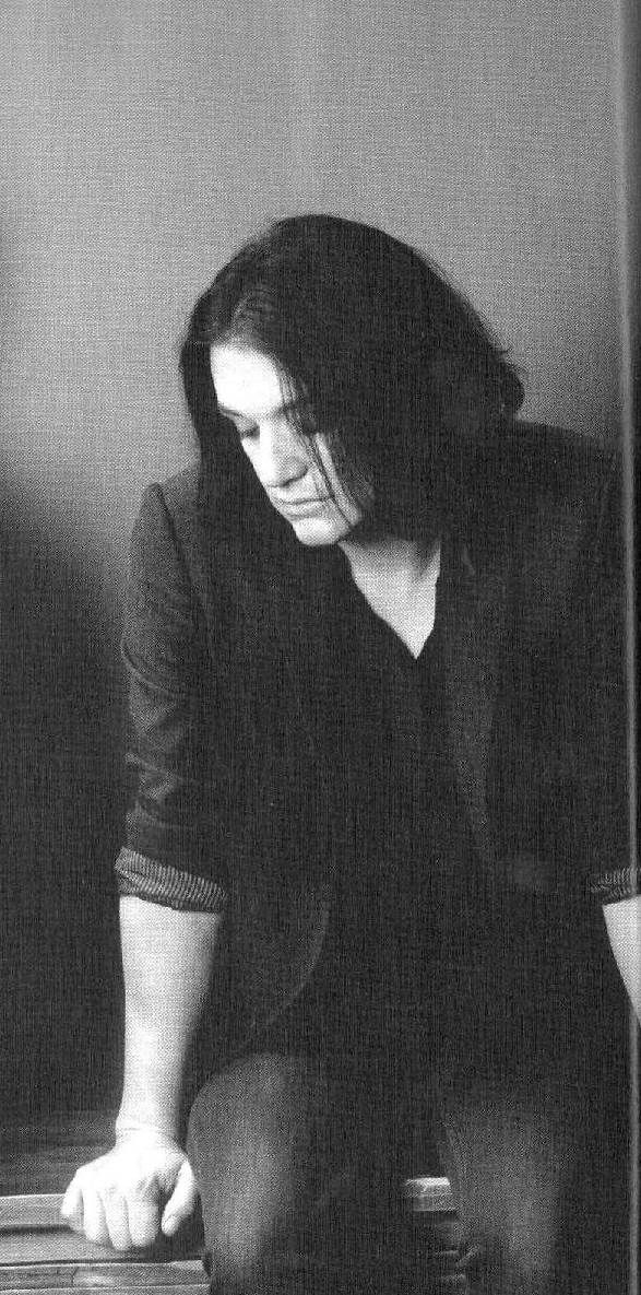 Brian Molko, a fine example of how much one can grow from how much they have been through.