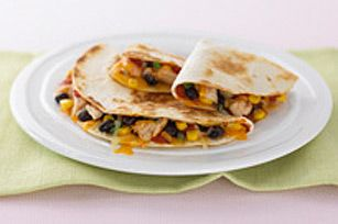 these quesadillas are definitely on the menu for next week!