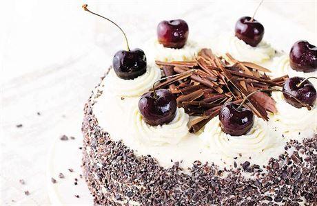 Dospělý dezert. Ochutnejte schwarzwaldský dort, radí cukrářka | na serveru Lidovky.cz | aktuální zprávy